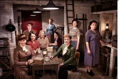 Home Fires itv