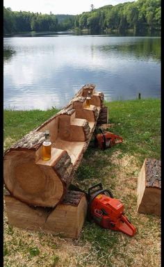 Outdoor Kitchens 687150855628900073 - Rustic Logs, So . - Outdoor Kitchens 687150855628900073 – Rustic Logs, Source by natfurno - Backyard Projects, Outdoor Projects, Garden Projects, Wood Projects, Garden Ideas, Rustic Furniture, Garden Furniture, Luxury Furniture, Furniture Ideas