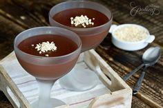 Pudim de chocolate cremoso e fácil