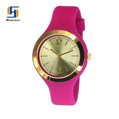 China Silicone  Quartz Watches,Custom Alloy Silicone Watches,Watches For Women,Alloy Silicone Quartz Watches