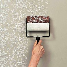 This is amazing! Looks way easier than stenciling