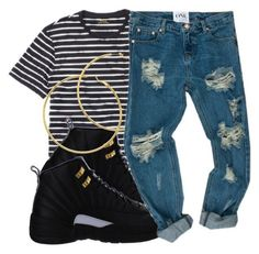 d4a6ede3941d34 Trill outfits on ployvore    Kathryn G Tomboy Outfits