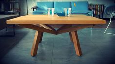 Great table.  (CustomForm - Design from Love)