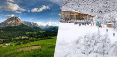 Was sind grüne Skipisten? ©Cerro Castor Winter, Mount Everest, Mountains, Nature, Travel, Dance Floors, Summer, Winter Time, Naturaleza