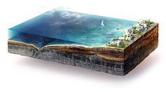 3D-иллюстрация для статьи Заказчик: Гисметео Моделирование и визуализация: Виталий Войнов