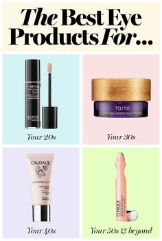 31 Holy Grail Beauty Products That Actually Follow Through On Their     The best eye products for your 20 s  30 s  40 s and more  from eye creams  to wrinkle reducers