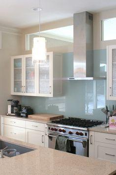 23 best glass backsplash kitchen images diner kitchen kitchen rh pinterest com