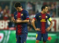 Barcelona superstar Lionel Messi revealed he was fit and healthy in their Champions League semi-final first leg against Bayern and promised to help his side bounce back from devastating defeat at Allainz Arena.