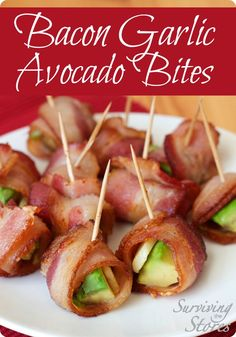 Try Bacon Garlic Avo