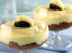 Mousse Olho-de-sogra | Doces e sobremesas > Receitas de Mousse | Receitas Gshow