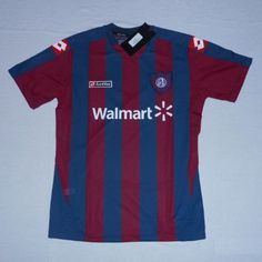 San Lorenzo Home football shirt 2010 - 2011 Football Kits, Soccer Jerseys, San, Retro, Mens Tops, Shirts, Fashion, Football Jerseys, Football Equipment
