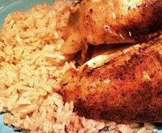 South Your Mouth: Slow Roasted Chicken and Greasy Rice