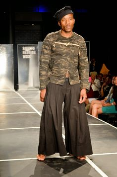 Smarteez by Floyd Avenue - Soweto Fashion Week - S/S 2014 Parachute Pants, Streetwear, Menswear, Culture, Mens Fashion, Collection, Design, Style, Street Outfit