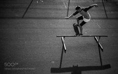 2016 Anthony Ács Skateboarding - Blunt by illrealpresents