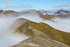 Alpine Crossing des Kepler Tracks