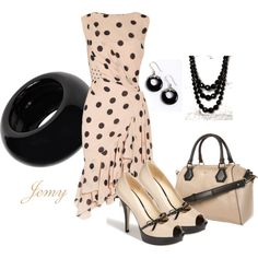 """Shoping vestido"" by jemy-catalan on Polyvore"