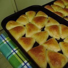 Esfiha do Chef Álvaro Rodrigues Ingredientes: 50 g de fermento fresco para pão (ele explicou que pode fazer com 45 g - 3 tabletes para...