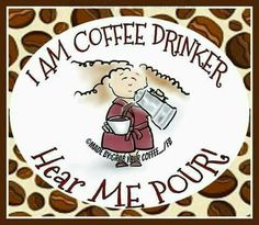 Need that cup of coffee every morning!!☕☕☕☕☕☕