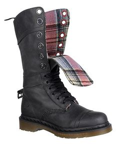 Dr. Martens Triumph 1914 Boots - I just bought these and love them.  Tempted to buy them in grey as well.