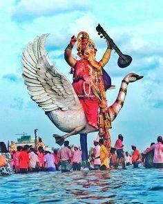 Om Gam Ganapataye Namaha, Kali Mata, Ganpati Bappa, Lord Ganesha, Indian Gods, Durga, Hinduism, Deities, Krishna