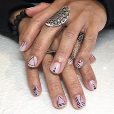 Save this for simple nail art ideas that will make a big impact on your look.