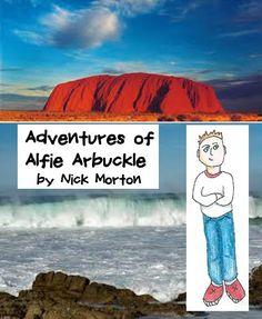 Alfie Arbuckle's Australian Animal Kingdom Adventure