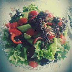 Olmazsa olmaz salata ;-)