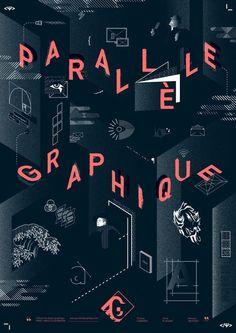 30 affiches avec un travail typographique original - Inspiration graphique #12   BlogDuWebdesign
