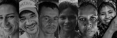 Conheça o Pedro Piauí, a Genni e a Michele Guarani Kaiowá, o Carreirinhas, a Dê Silva e a Fátima Barros