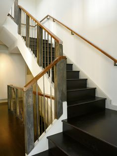 Contemporary Spaces Wrought Iron Handrail Design, Pictures, Remodel, Decor and Ideas - page 8