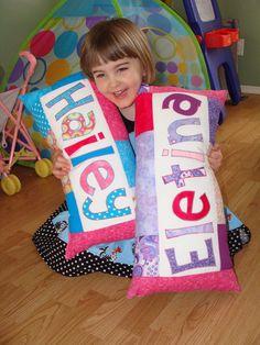 Christmas presents for daycare kids! Homemade Christmas Gifts, Homemade Gifts, Christmas Crafts, Christmas Presents, Fabric Crafts, Sewing Crafts, Sewing Projects, Diy Projects, Craft Gifts