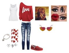 """""""Love"""" by abbiemay85 on Polyvore"""