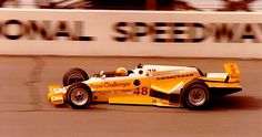 1981 Eagle-Chevy used a different ground-effect concept than venturis, called Boundary Layer Adhesion Technology (BLAT)
