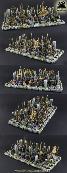 Night Goblins Regiment