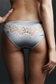 Lace Window knickers from BHLDN