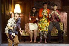 NI Opera Shorts - Paul Carey Jones, Doreen Curran, Gemma Prince, Aaron O'Hare in 'May Contain Flash Photography' - #NIOShorts