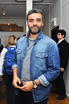Oscar Isaac attends the Variety Studio at TIFF Presented by Airbnb during the Toronto International Film Festival, in Canada on September Oscar Isaac, Handsome Actors, Hot Actors, Beautiful Boys, Beautiful People, Tv Shows Funny, Attractive People, Pretty Men, International Film Festival