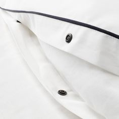 Extra soft and durable quality since the bedlinen is densely woven from fine yarn. The cotton/lyocell blend absorbs and draws moisture away from your body and keeps you dry all night long. Cotton Bedding Sets, Best Bedding Sets, Bed Linen Sets, Ikea Duvet Cover, Comforter Cover, Duvet Covers, Ikea Family, Linen Duvet, Quilt Cover Sets