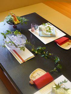 祇園祭のコーディネート