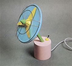 Michele De Lucchi Appliances Lacquered Wood Prototypes Produced for the Triennale di Milano 1979