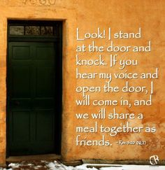 Perfect Bible verse for my kitchen chalkboard!