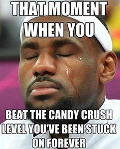 That Feeling When....