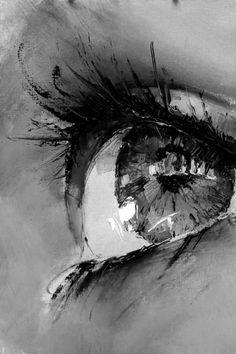"""""""Mirada particular"""" / Pintura"""