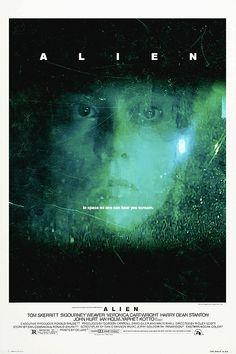 Movie Poster GIF - Alien (1979) - 1/4 by Loupii on DeviantArt
