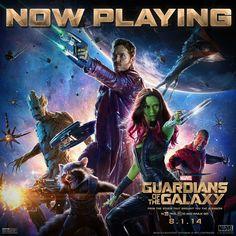 Guardians of the Galaxy : A Fan's Appreciation  www.destinypoets.co.uk