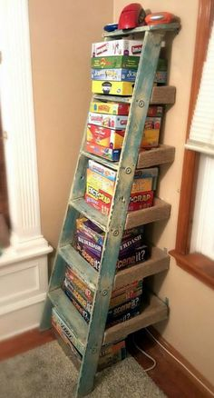 Yes, an old ladder can be used for home decor, Find out some cool ways you can use an old ladder and put that old thing for some amazing use today.