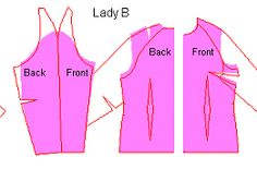 Ladies Garments With Raglan Sleeves