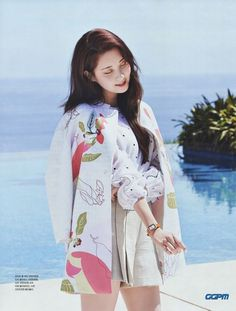Seohyun Cosmopolitan April.2017 - Girl & Island of the gods