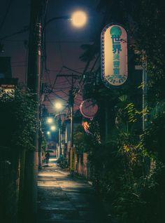 Tokyo, Japan :photo by Masashi Wakui