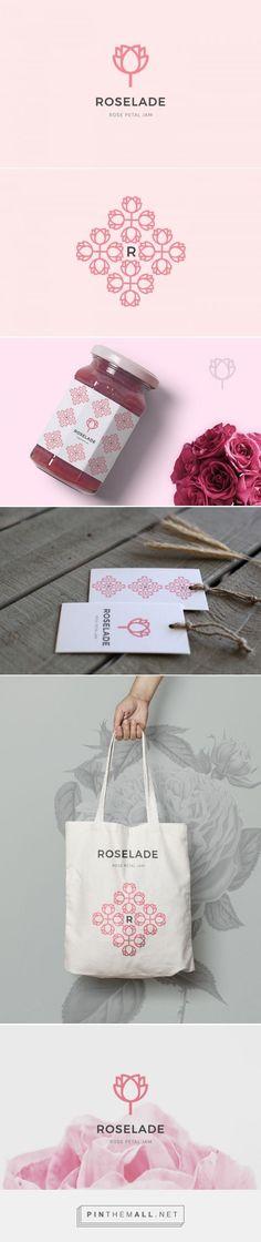 new Ideas flowers logo inspiration identity branding Flower Patterns, Flower Designs, Fabric Earrings, Flower Logo, Identity Design, Brand Identity, Professional Logo Design, Unique Logo, Logo Branding